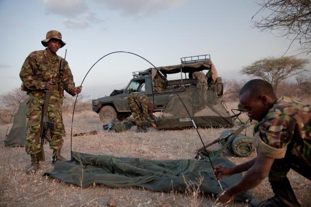 Nine One Anti-Poaching Unit
